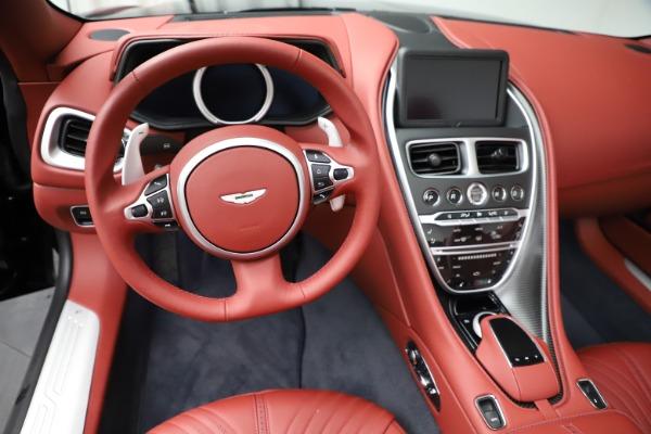 New 2021 Aston Martin DB11 Volante Convertible for sale $261,486 at Pagani of Greenwich in Greenwich CT 06830 18
