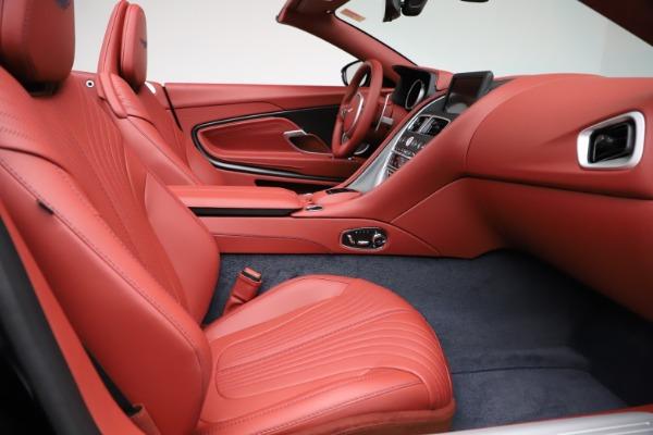 New 2021 Aston Martin DB11 Volante Convertible for sale $261,486 at Pagani of Greenwich in Greenwich CT 06830 21