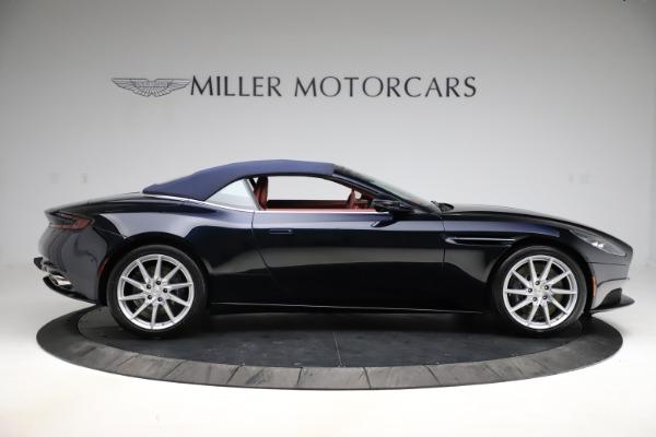 New 2021 Aston Martin DB11 Volante Convertible for sale $261,486 at Pagani of Greenwich in Greenwich CT 06830 23