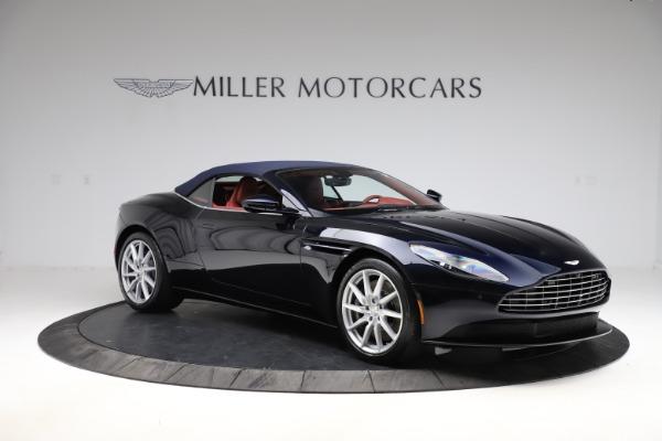 New 2021 Aston Martin DB11 Volante Convertible for sale $261,486 at Pagani of Greenwich in Greenwich CT 06830 24