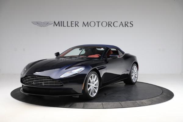 New 2021 Aston Martin DB11 Volante Convertible for sale $261,486 at Pagani of Greenwich in Greenwich CT 06830 25
