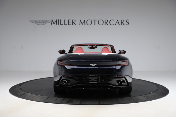 New 2021 Aston Martin DB11 Volante Convertible for sale $261,486 at Pagani of Greenwich in Greenwich CT 06830 5