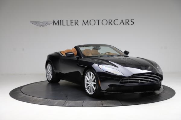 New 2021 Aston Martin DB11 Volante for sale $265,186 at Pagani of Greenwich in Greenwich CT 06830 10