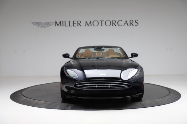 New 2021 Aston Martin DB11 Volante for sale $265,186 at Pagani of Greenwich in Greenwich CT 06830 11