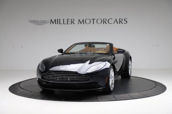 New 2021 Aston Martin DB11 Volante for sale $265,186 at Pagani of Greenwich in Greenwich CT 06830 12