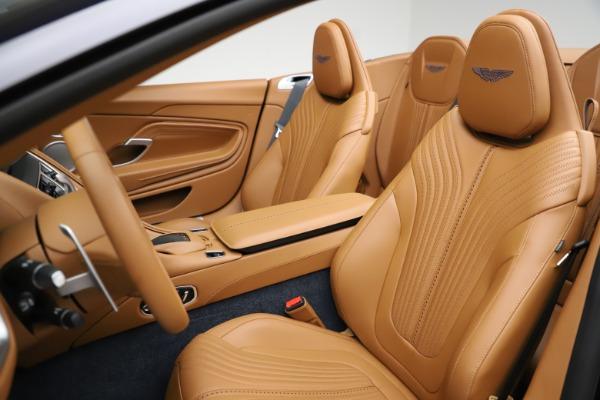 New 2021 Aston Martin DB11 Volante for sale $265,186 at Pagani of Greenwich in Greenwich CT 06830 14