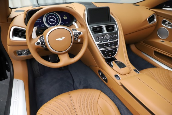 New 2021 Aston Martin DB11 Volante for sale $265,186 at Pagani of Greenwich in Greenwich CT 06830 15