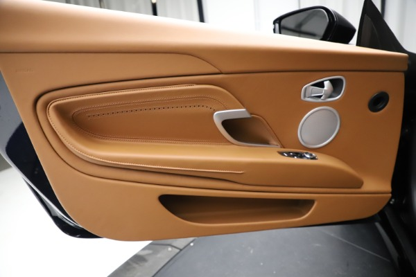 New 2021 Aston Martin DB11 Volante for sale $265,186 at Pagani of Greenwich in Greenwich CT 06830 16