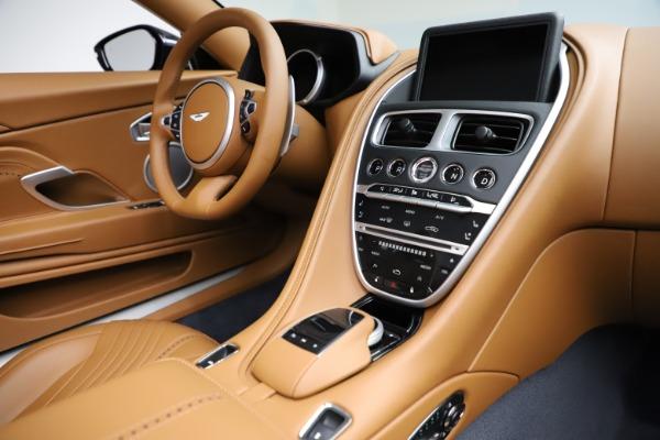 New 2021 Aston Martin DB11 Volante for sale $265,186 at Pagani of Greenwich in Greenwich CT 06830 18