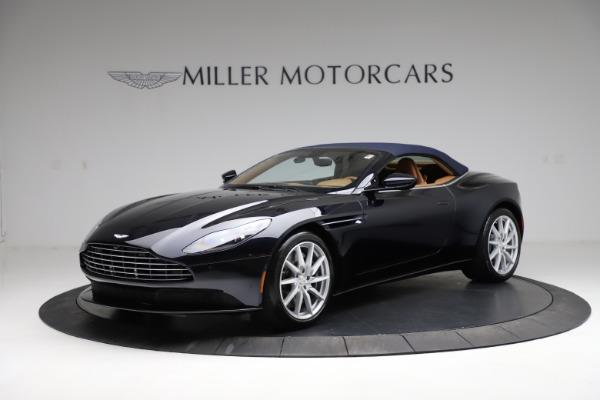 New 2021 Aston Martin DB11 Volante for sale $265,186 at Pagani of Greenwich in Greenwich CT 06830 20