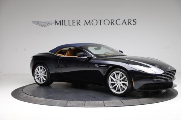 New 2021 Aston Martin DB11 Volante for sale $265,186 at Pagani of Greenwich in Greenwich CT 06830 23