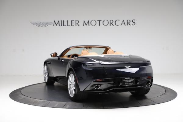 New 2021 Aston Martin DB11 Volante for sale $265,186 at Pagani of Greenwich in Greenwich CT 06830 4