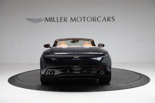New 2021 Aston Martin DB11 Volante for sale $265,186 at Pagani of Greenwich in Greenwich CT 06830 5