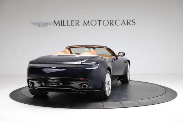 New 2021 Aston Martin DB11 Volante for sale $265,186 at Pagani of Greenwich in Greenwich CT 06830 6