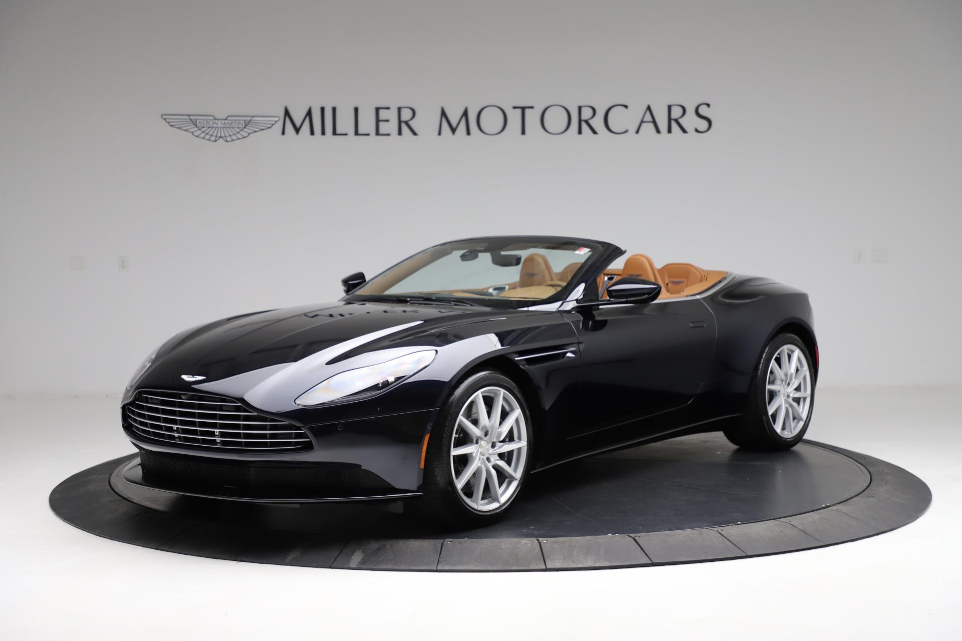 New 2021 Aston Martin DB11 Volante for sale $265,186 at Pagani of Greenwich in Greenwich CT 06830 1