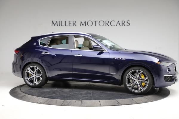New 2021 Maserati Levante S Q4 GranLusso for sale $106,235 at Pagani of Greenwich in Greenwich CT 06830 10