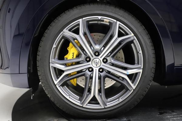 New 2021 Maserati Levante S Q4 GranLusso for sale $106,235 at Pagani of Greenwich in Greenwich CT 06830 13