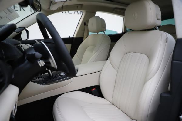 New 2021 Maserati Levante S Q4 GranLusso for sale $106,235 at Pagani of Greenwich in Greenwich CT 06830 14