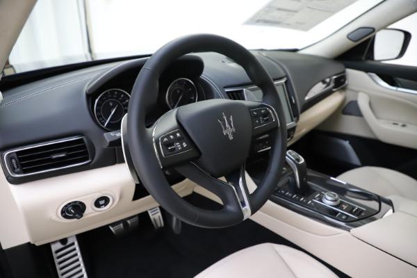 New 2021 Maserati Levante S Q4 GranLusso for sale $106,235 at Pagani of Greenwich in Greenwich CT 06830 16