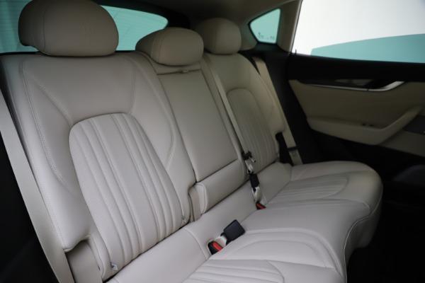 New 2021 Maserati Levante S Q4 GranLusso for sale $106,235 at Pagani of Greenwich in Greenwich CT 06830 26