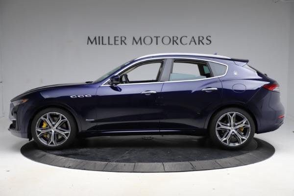 New 2021 Maserati Levante S Q4 GranLusso for sale $106,235 at Pagani of Greenwich in Greenwich CT 06830 3