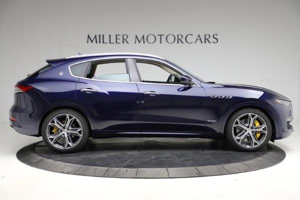 New 2021 Maserati Levante S Q4 GranLusso for sale $106,235 at Pagani of Greenwich in Greenwich CT 06830 9