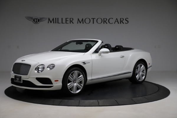 Used 2016 Bentley Continental GT V8 for sale $149,900 at Pagani of Greenwich in Greenwich CT 06830 2