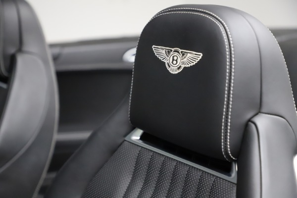 Used 2016 Bentley Continental GT V8 for sale $149,900 at Pagani of Greenwich in Greenwich CT 06830 28