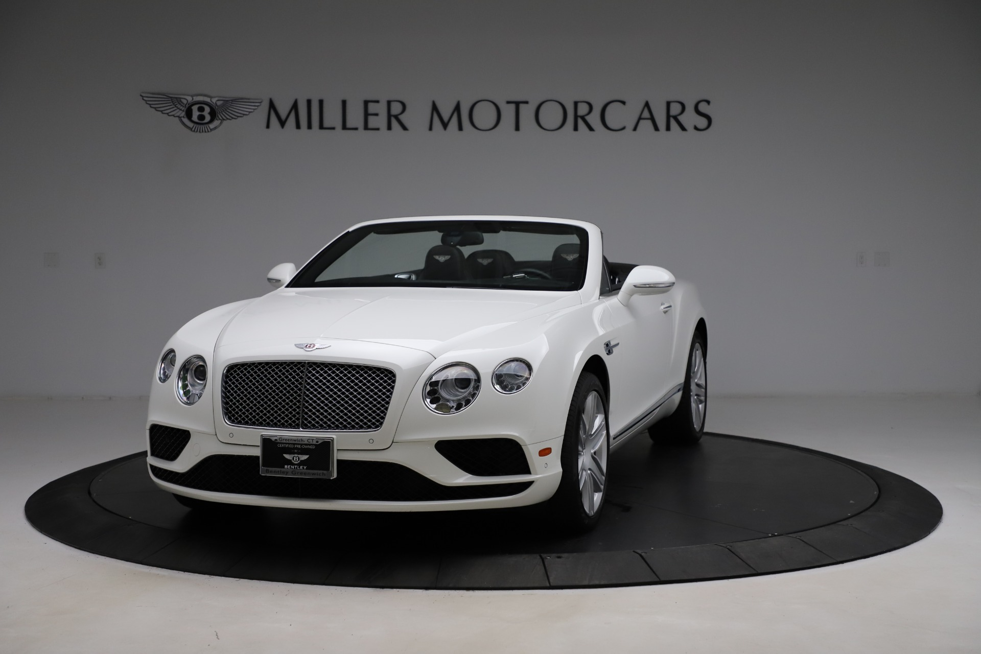 Used 2016 Bentley Continental GT V8 for sale $149,900 at Pagani of Greenwich in Greenwich CT 06830 1