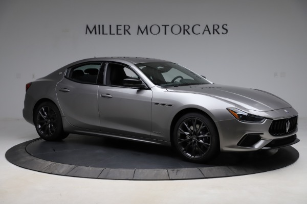 New 2021 Maserati Ghibli S Q4 GranSport for sale $98,125 at Pagani of Greenwich in Greenwich CT 06830 10