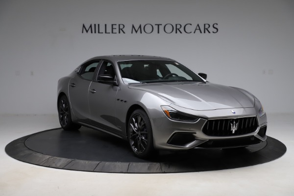 New 2021 Maserati Ghibli S Q4 GranSport for sale $98,125 at Pagani of Greenwich in Greenwich CT 06830 11