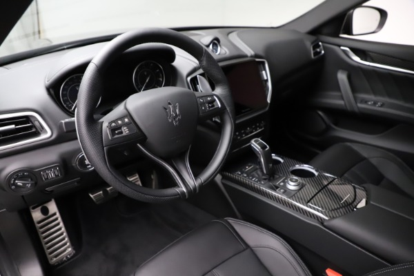 New 2021 Maserati Ghibli S Q4 GranSport for sale $98,125 at Pagani of Greenwich in Greenwich CT 06830 13