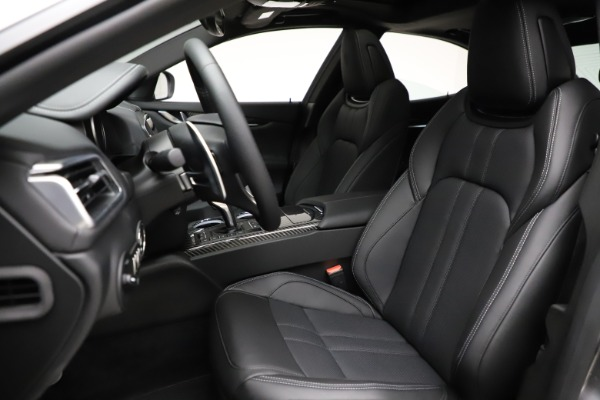 New 2021 Maserati Ghibli S Q4 GranSport for sale $98,125 at Pagani of Greenwich in Greenwich CT 06830 15