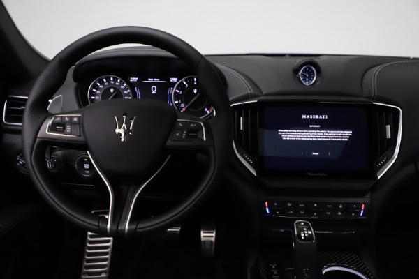New 2021 Maserati Ghibli S Q4 GranSport for sale $98,125 at Pagani of Greenwich in Greenwich CT 06830 16