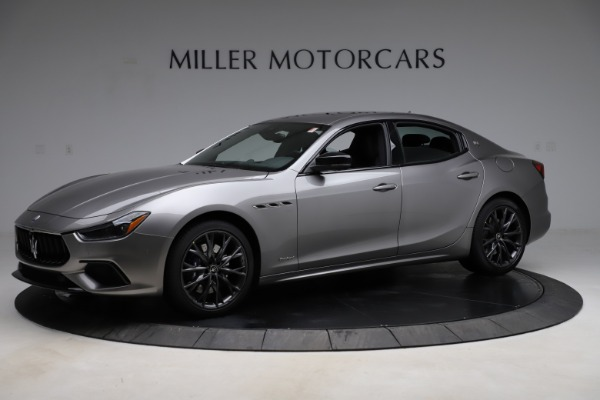 New 2021 Maserati Ghibli S Q4 GranSport for sale $98,125 at Pagani of Greenwich in Greenwich CT 06830 2