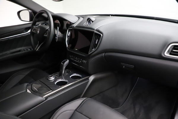 New 2021 Maserati Ghibli S Q4 GranSport for sale $98,125 at Pagani of Greenwich in Greenwich CT 06830 22