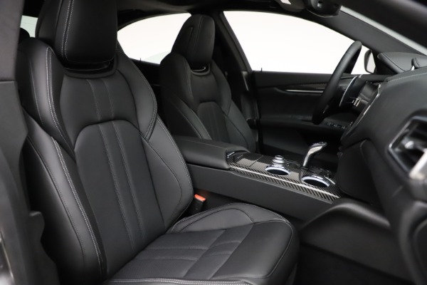 New 2021 Maserati Ghibli S Q4 GranSport for sale $98,125 at Pagani of Greenwich in Greenwich CT 06830 24