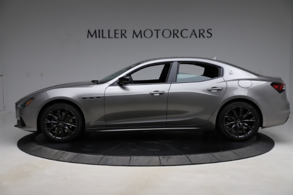 New 2021 Maserati Ghibli S Q4 GranSport for sale $98,125 at Pagani of Greenwich in Greenwich CT 06830 3