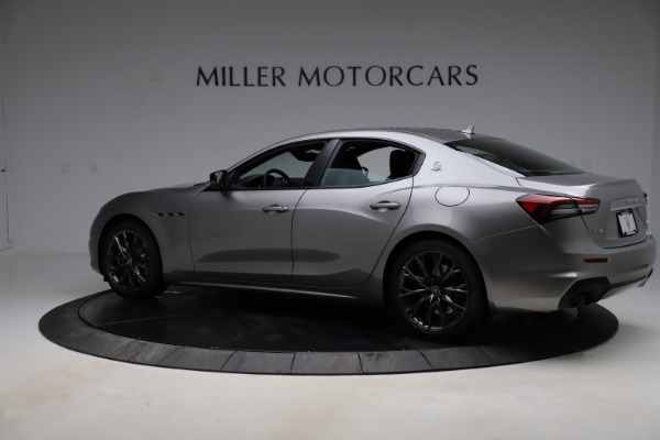 New 2021 Maserati Ghibli S Q4 GranSport for sale $98,125 at Pagani of Greenwich in Greenwich CT 06830 4