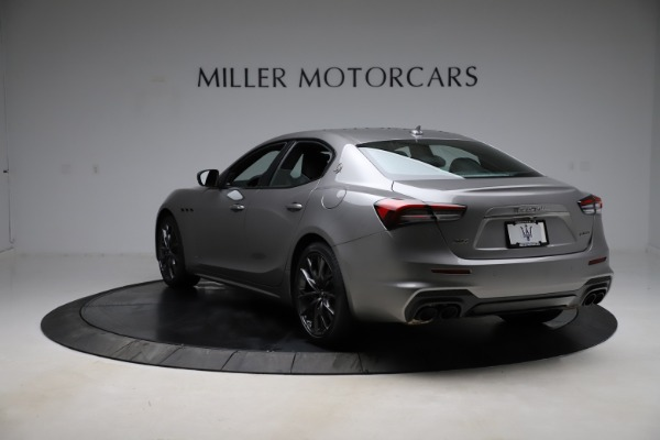 New 2021 Maserati Ghibli S Q4 GranSport for sale $98,125 at Pagani of Greenwich in Greenwich CT 06830 5