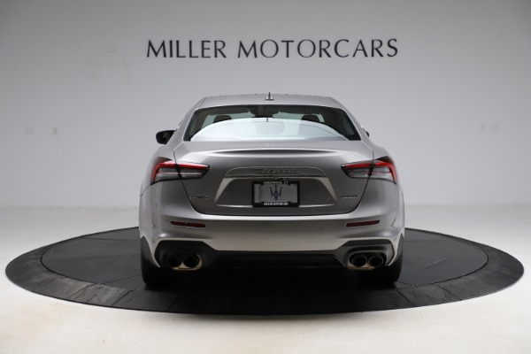 New 2021 Maserati Ghibli S Q4 GranSport for sale $98,125 at Pagani of Greenwich in Greenwich CT 06830 6