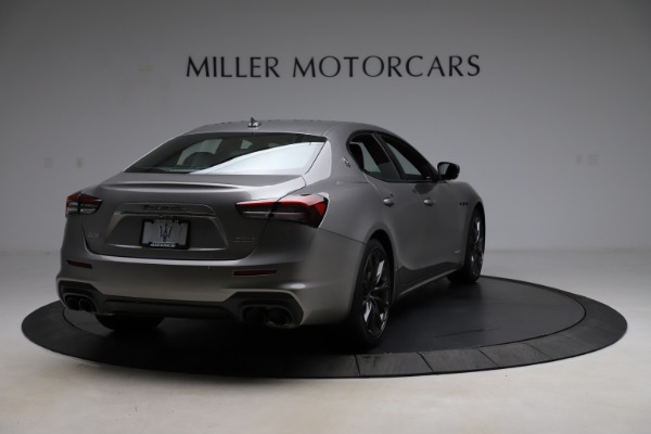 New 2021 Maserati Ghibli S Q4 GranSport for sale $98,125 at Pagani of Greenwich in Greenwich CT 06830 7