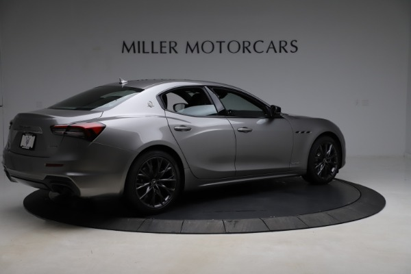 New 2021 Maserati Ghibli S Q4 GranSport for sale $98,125 at Pagani of Greenwich in Greenwich CT 06830 8