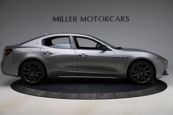 New 2021 Maserati Ghibli S Q4 GranSport for sale $98,125 at Pagani of Greenwich in Greenwich CT 06830 9