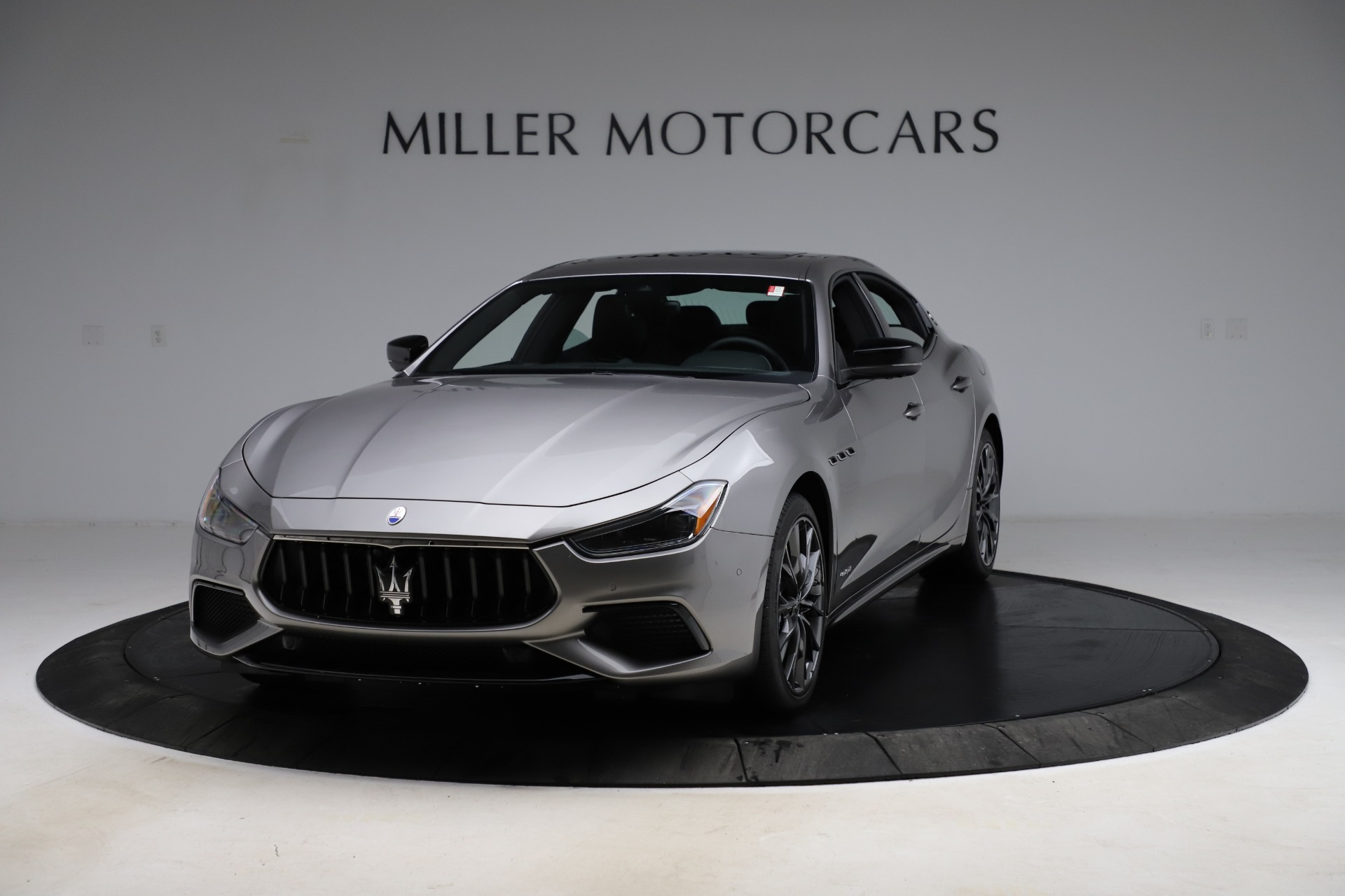 New 2021 Maserati Ghibli S Q4 GranSport for sale $98,125 at Pagani of Greenwich in Greenwich CT 06830 1