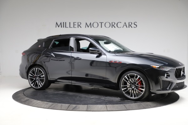 New 2021 Maserati Levante Trofeo for sale $155,035 at Pagani of Greenwich in Greenwich CT 06830 10