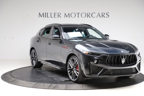 New 2021 Maserati Levante Trofeo for sale $155,035 at Pagani of Greenwich in Greenwich CT 06830 11