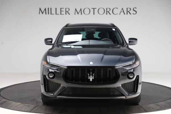 New 2021 Maserati Levante Trofeo for sale $155,035 at Pagani of Greenwich in Greenwich CT 06830 12