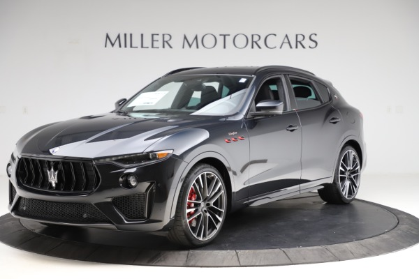 New 2021 Maserati Levante Trofeo for sale $155,035 at Pagani of Greenwich in Greenwich CT 06830 2