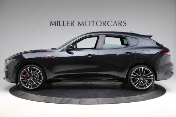 New 2021 Maserati Levante Trofeo for sale $155,035 at Pagani of Greenwich in Greenwich CT 06830 3